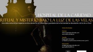 Visita nocturna hospital de la caridad 2015