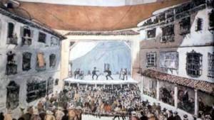 Teatro siglo de Oro portada