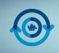 logotipo vuelta al mundo