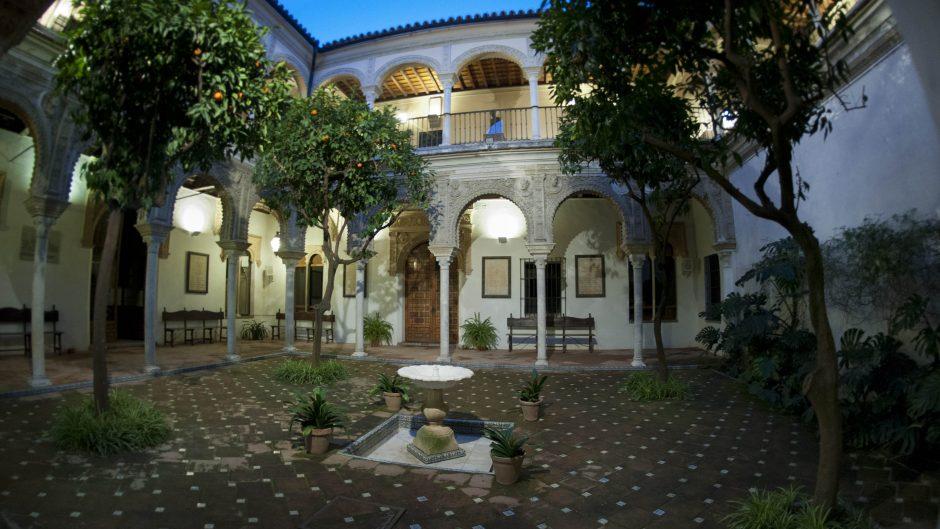Casa de los Pinelo Sevilla