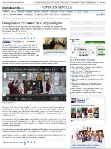 Diario de Sevilla 15/01/2012