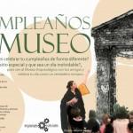 Cumpleaños en el Museo Arqueologico de Sevilla