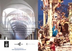 Concierto de Navidad en el Hospital de la Caridad Sevilla
