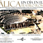Visita un día en el teatro romano de Itálica