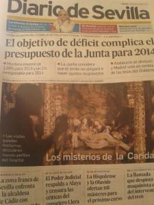 Diario de Sevilla 01/08/2013