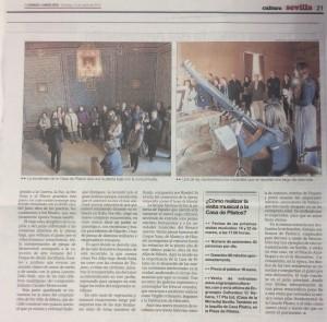 Diario de Sevilla 10/03/2013