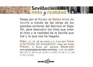 Visita al Museo de Bellas Artes de Sevilla, Mito y Realidad