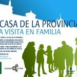 Visitas familiares Casa de la Provincia Sevilla.