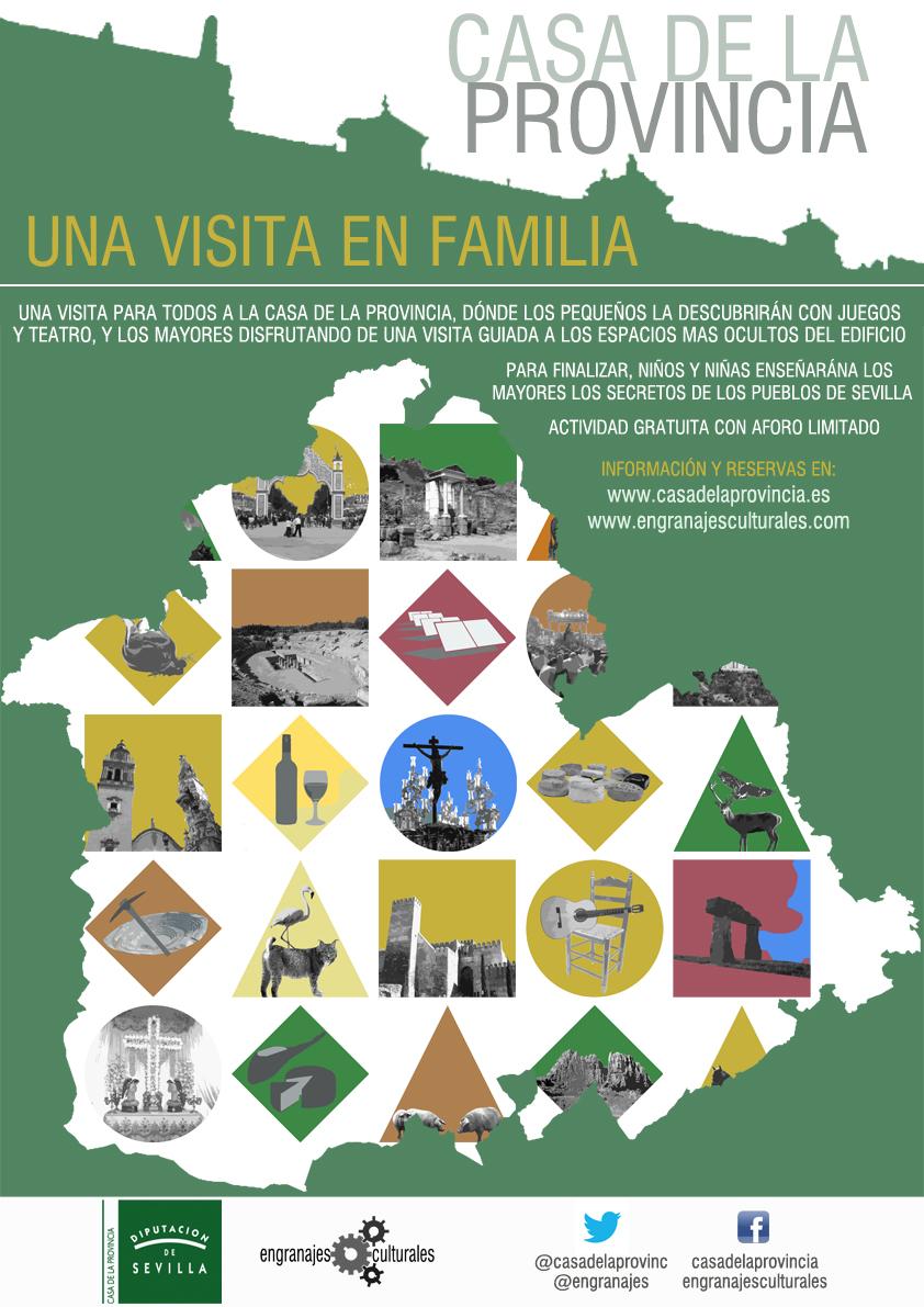 Visita En Familia A La Casa De La Provincia Engranajes