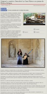 musicaantigua.com 26-01-2015