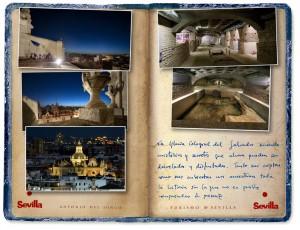 Visita Nocturna La Huella de lo Sagrado en la Iglesia del Salvador