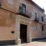 Fachada principal del Palacio Mañara
