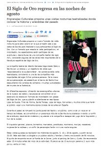 Diario de Sevilla, Versión online, 3/08/2015