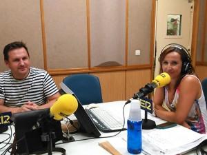 Entrevista en radio Ser Sevilla con Lola Luque 3-08-2015
