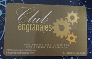 Disfruta de las ventajas del Club Engranajes