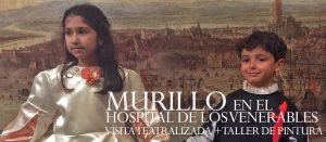 Visitas familiares al hospital de los Venerables: El taller de Murillo. @ Fundación Focus-Abengoa | Sevilla | Andalucía | España