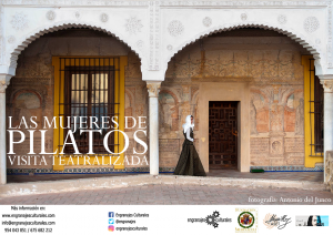 Visita teatralizada las mujeres de Pilatos @ Casa de Pilatos | Sevilla | Andalucía | España