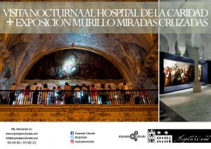 Visita nocturna al Hospital de la Caridad + Miradas Cruzadas @ Hospital de la Caridad | Sevilla | Andalucía | España