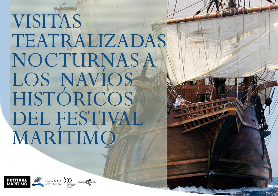 CARTEL-FESTIVAL-MARÍTIMO.-VISITA-NOCTURNA-A-LOS-BARCOS
