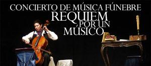 Concierto de música Fúnebre: Réquiem por un músico @ Hospital de la Santa Caridad
