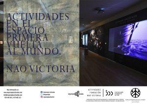 Visitas teatralizadas: El gran viaje de la Nao Victoria. @ Espacio Primera Vuelta al Mundo