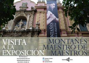 """Visita guiada a la exposición """"MONTAÑÉS, MAESTRO DE MAESTROS"""" en el Museo de Bellas Artes de Sevilla @ Museo de Bellas Artes de Sevilla"""