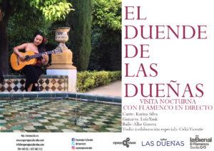 Visita con flamenco en directo: El duende de Las Dueñas @ Palacio de las Dueñas