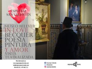 El museo Bellver in love: Visita especial para San Valentín @ Casa Fabiola - Colección de Arte Mariano Bellver