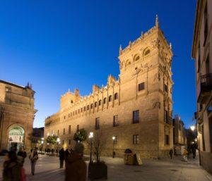 Visita nocturna al Palacio de Monterrey (Salamanca) @ Palacio de Monterrey.