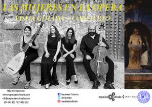 Las mujeres en la Ópera: Visita + Concierto Dolce RIma @ Casa Pinelo